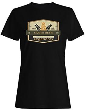 Cervecería cervecería cerveza vintage desde 1887 camiseta de las mujeres d675f