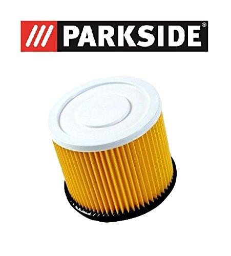 PARKSIDE PNTS FILTER Nass Trocken Sauger Parkside PNTS 30/6 DE, 30/7 E (DE), 30/8 E, 30/9 E (Faltenfilter Lamellenfilter, Luftfilter, Patronenfilter, Kartuschenfilter, Filterpatrone