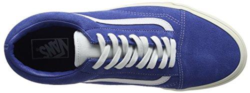 Vans Old Skool, Scarpe Running Uomo Blu (delftretro Sport)
