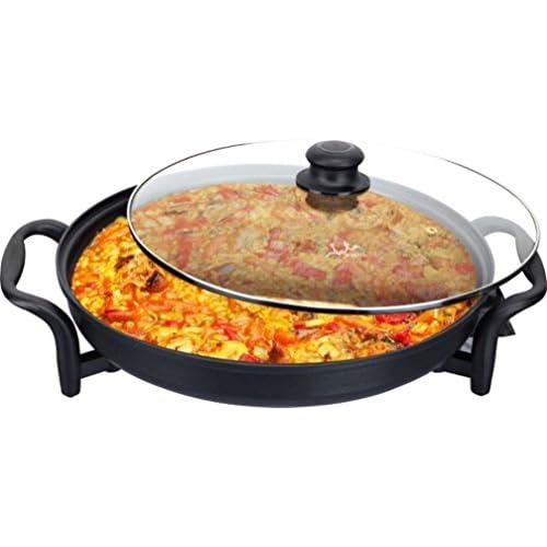Jata PE541 Electric Paella Pan, 36 cm, 1650 W