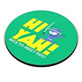 PosterGuy Hi Yah! Cartoon, Kid, Comic, Character Fridge Magnet