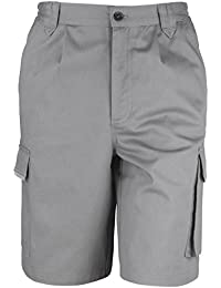 Result Work-Guard Unisex Shorts Action