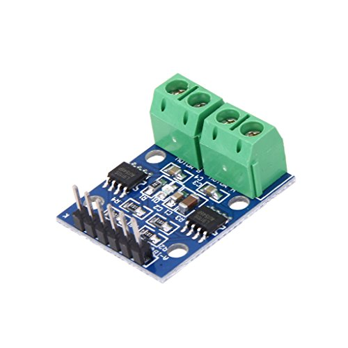 MagiDeal L9110s H-bridge Dual DC Schrittmotor DC Stepper Treiber Controller Board Für Arduino