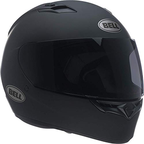 BELL casco QUALIFIER DLX BLACKOUT BLACK MATT XXL