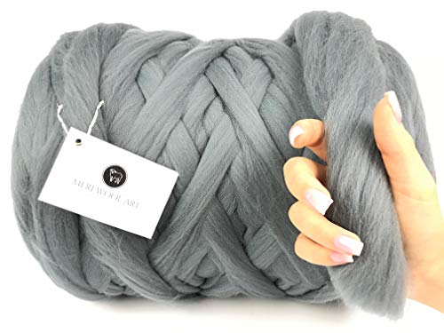 MeriWoolArt 100% lana merina
