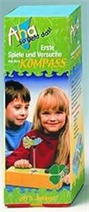 KOSMOS AHA - Primeros Juegos y experimentos con Compass Importado de Alemania