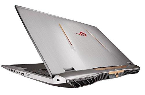 "Preisvergleich Produktbild ASUS ROG G701VI-BA007T 2.7GHz i7-6820HK 17.3"" 1920 x 1080pixels Grey notebook"