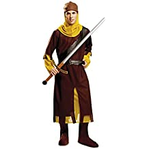 My Other Me - Disfraz de Guerrero medieval, talla M-L (Viving Costumes MOM01240)