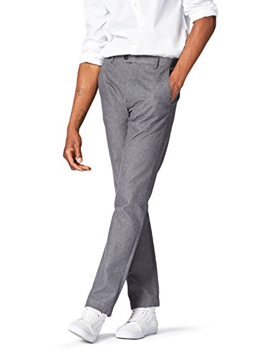 FIND Men's Trousers Slim Fit and Regular Waist