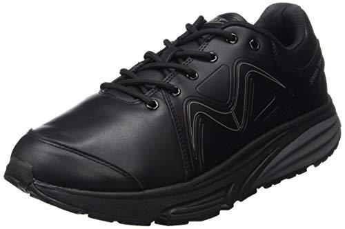 MBT Herren Simba Trainer M Sneakers, Schwarz (Black 257f), 40 EU -