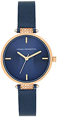 French Connection Analog Blue womens Watch FCN0004A-R