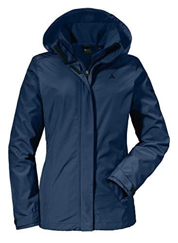Schöffel Damen Jacket Sevilla2\' Jacken, Dress Blues, 38