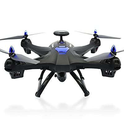 HUHU833 Global Drone X183 With 5GHz WiFi FPV 1080P Camera GPS Brushless Quadcopter