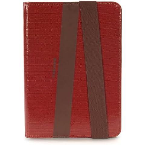 Tucano Agenda - Funda para Apple iPad Mini, rojo