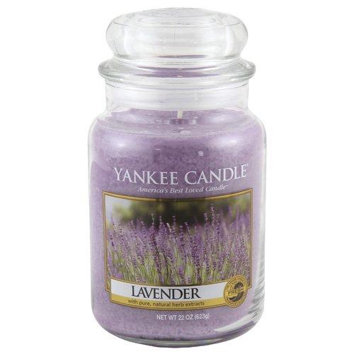Yankee Candle 1043443 Lavender Grosses Jar
