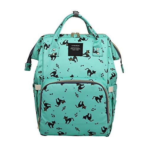Outdoor-Reisetasche Multifunktions-Umhängetasche mit Großer Kapazität Mode Mutter und Kind aus Mumienbeutel