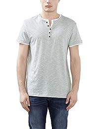 edc by ESPRIT Herren T-Shirt 997cc2k802