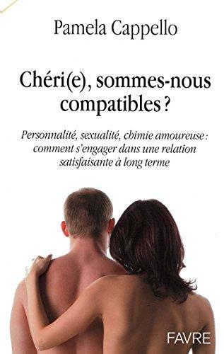Chéri(e), sommes-nous compatibles ?