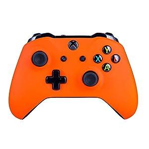 Xbox One S Wireless Controller für Microsoft Xbox One – Soft Touch X1 – Mehr Grip für lange Gaming Sessions – In…