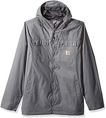 Carhartt Men's Big and Tall Big & Tall Rockford Jacket
