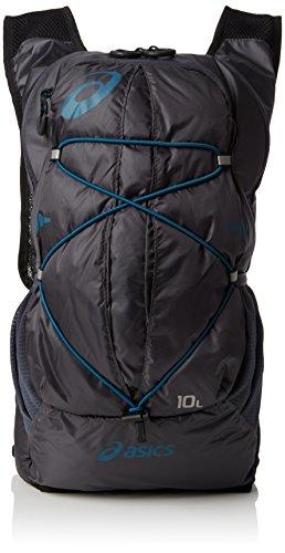 Asics Rucksack Lightweight Running Backpack, grau, 70 x 50 x 10 cm, 0.4 Liter, 122999-0779