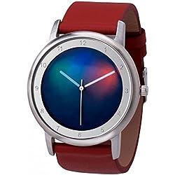 Avant Light-Red Leather (New Design)