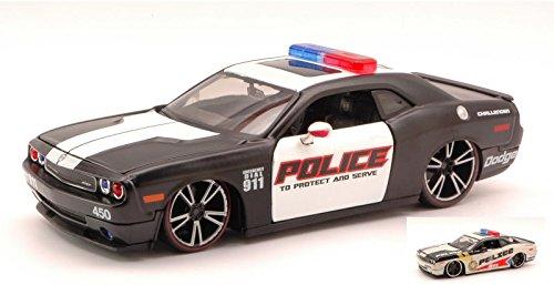 dodge-challenger-rescue-police-124-maisto-tuning-modello-modellino-die-cast