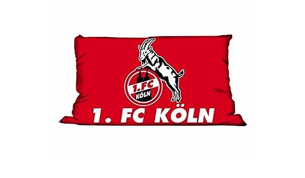 FC K/öln Nickikissen Logo 1