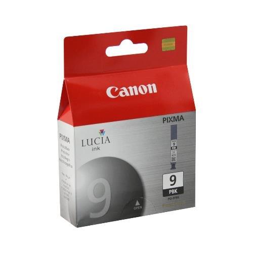 Canon pgi-9pbk Tintenpatrone foto schwarz pigment Tintenpatrone -