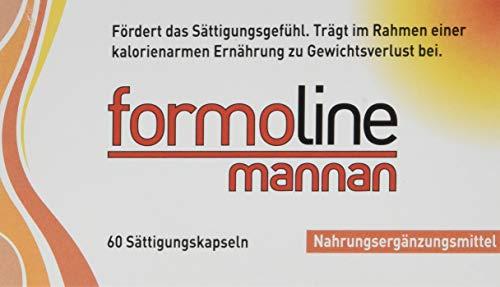 Formoline mannan Kapseln, 60 St.