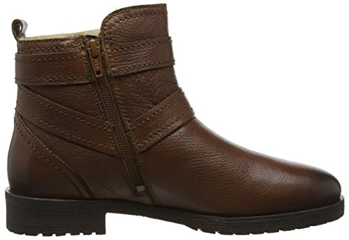 Lotus Damen Kalei Kurzschaft Stiefel Brown (Tan Leather)