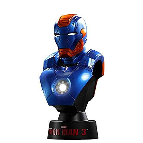 Hot Toys - Iron Man 3 série 2 buste 1/6