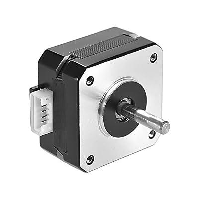 Tevo 3d Drucker Schrittmotor 2Phase 1,8Grad Schrittwinkel von 0,7bis 14N. cm 42* 42* 23m m für die Stück-J-Head Titan extrusor