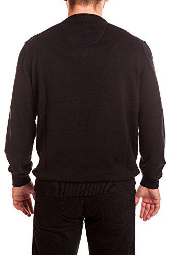 LERROS Herren Pullover NOS 2485113 Schwarz (Black 290)