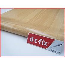 DC Fix madera haya europea de grano 2m x 67,5cm sticky plástico vinilo autoadhesivo Papel de contacto 200–8184