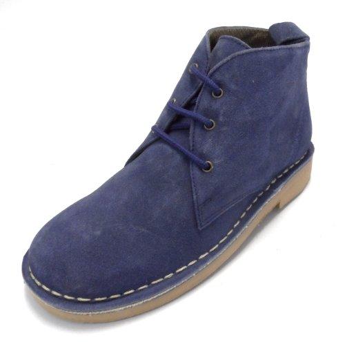 Roamer ,  Damen Desert Boots Blue