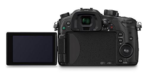 Panasonic LUMIX G DMC-GH4EG-K Systemkamera Gehäuse (16 Megapixel - 3