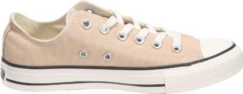 Converse Chuck Taylor All Star Season Ox, Unisex Sneaker Beige (Beige clair)