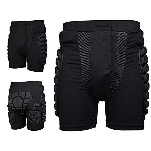 Kioski Shorts Hip Butt Pad Resistencia Impacto Ropa