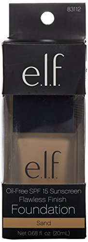 e.l.f. Studio flawless finish foundation sand