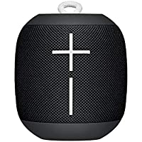 Ultimate Ears WONDERBOOM Bluetooth Speaker Waterproof with Double-Up Connection - Phantom Black