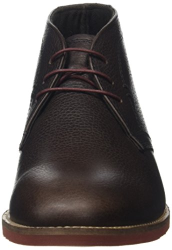 Red Tape Dorney, Desert boots homme Brown (Milled Brown)