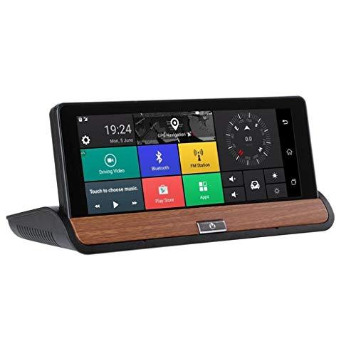 Car Rearview Mirror Dash Cam Megacare 7.0\'\' Full HD Android 5.1 Car DVRs WiFi ADAS 1080P Video Recorder Parking Monitoring Dash Cam DVR