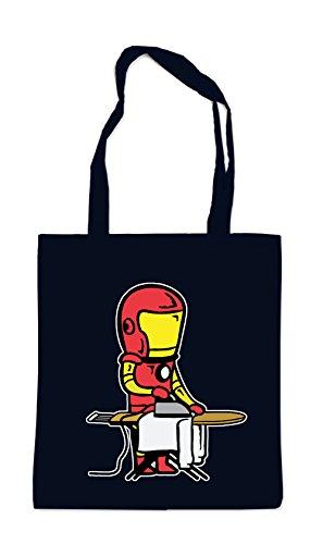 Certified Freak Iron Man Bag Black