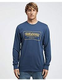 BILLABONG™ - Camiseta de Manga Larga - Hombre - L - Azul