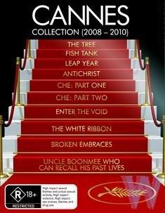 Cannes Collection 2008-2010 (L'arbre / Aqurio / Ao bisiesto / Anticristo / Che 1: Arjantin / Che 2: Gerilla / Enter the Void /