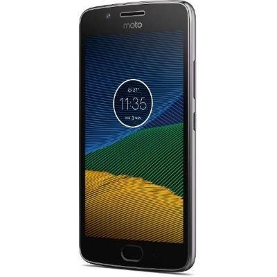 Image of Motorola Smartphone Moto G5 16GB, Dual-SIM (grijs)