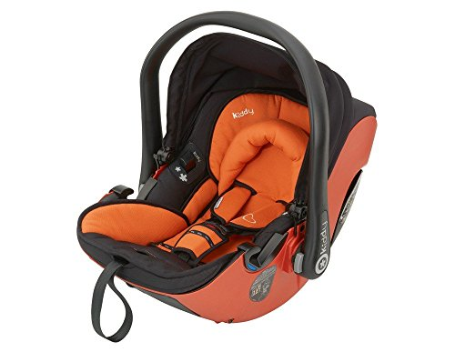 kiddy 41-920-EV-019 Babyschale Evolution Pro 2 jaffa 019, orange
