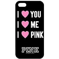 APPLE iPhone 5/5s Carcasa, VS Victoria 's Secret móvil, Apple iPhone 5/5s Victoria' s Secret móvil, VS Rosa Logo iPhone 5/5s Funda, Victoria 's Secret Rosa móvil