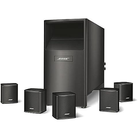 Bose Acoustimass 6 Serie V Sistema di Diffusori Home Cinema, Nero